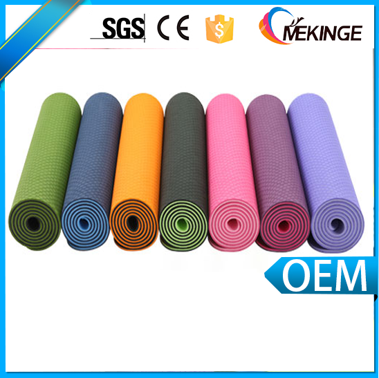 Special design mat yoga earthing private label yoga mat
