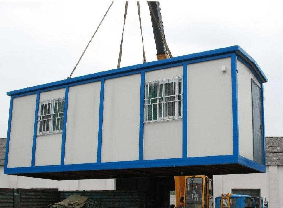 Export to Malaysia 40ft prefab modular container house