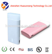 factory power bank 6600mah USB External Battery Charger for mobile phone