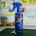 Commerical Attractive Inflatable PVC Clearnser Bottle / Event Display Air Advertising Plastic Cleanser Cans