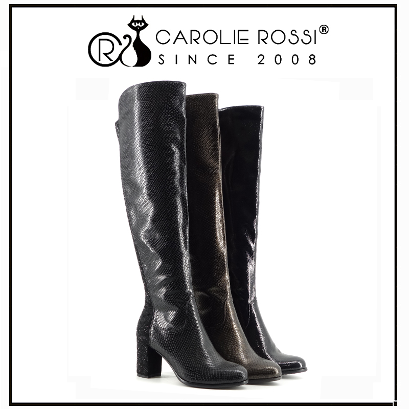 Wholesale China thick heel round toe warmer women high boots