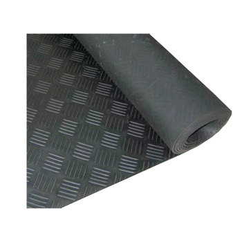 Anti slip Checker Runner Rubber Mat/Rubber Flooring Sheet/Rubber Matting