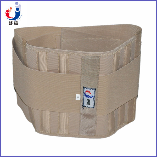 Adjustable Tourmaline Magnetic Self-heating Back Support Belt For Back Pain Relief