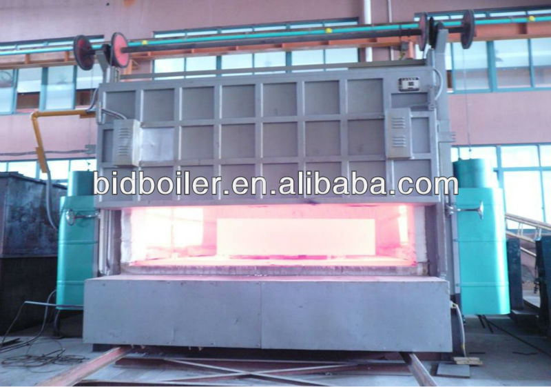 2014 furnace for glass bottles