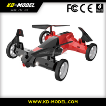 KD125 7.4V 380mAh Lituim battery flying time 5-6 Minutes 2.4G 4CH camera RC flying car quadcopter