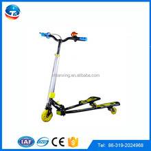 aluminium alloy frame three wheel scooter low price scissors scooter for kids scooter 3 wheels