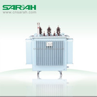Oil Immersed Distribution Transformer Without Tank