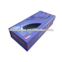 2012 elegent customed Hair extention Box
