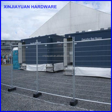 cheap yard security movable temporary fence panel Australia type