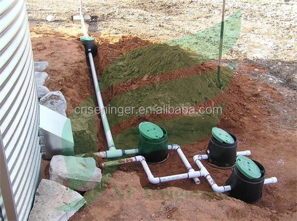 6 Quot Irrigation Plastic Valve Box Buy Vb708 Valve Box