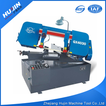 Well Sale Safety Item 2.2KW Semi Automatic Industrial Sewing Band Sawing Machine for Metal Used