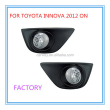 Auto accessories for TOYOTA INNOVA 2012 ON fog lamps from gold supplier