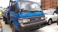 2002 Taiwan Used Left Hand Drive Car For Ford Econovan (AKW-3581)