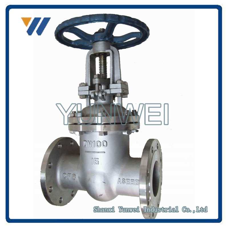 Ductile Good Sales High Pressure 12 Inch Gate Valve