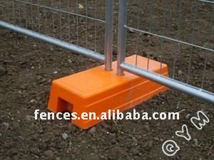 temporary construction fence ISO9001 certificated
