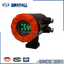 Maintenance-free externally liquid level meter with high precidsion for liquefied gas