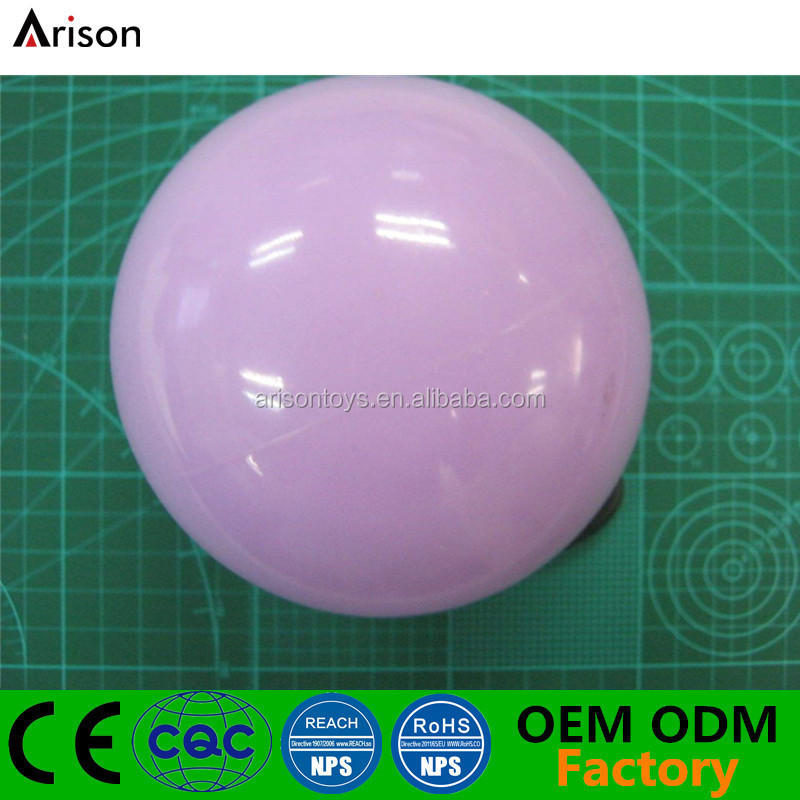 "6"" to 48"" customizable PVC inflatable beach ball foldable water ball with low price"