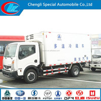 Dongfeng Ice Cream Vans for Sale