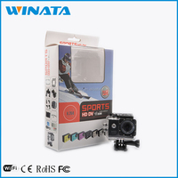 New!! 1080P@30fps 8MP Wifi Sport Camera sj5000 Remote X1 Micro Portable Sport Camera