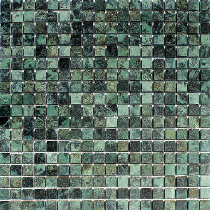25x25 outside floor or wall cipollino green marble tile price