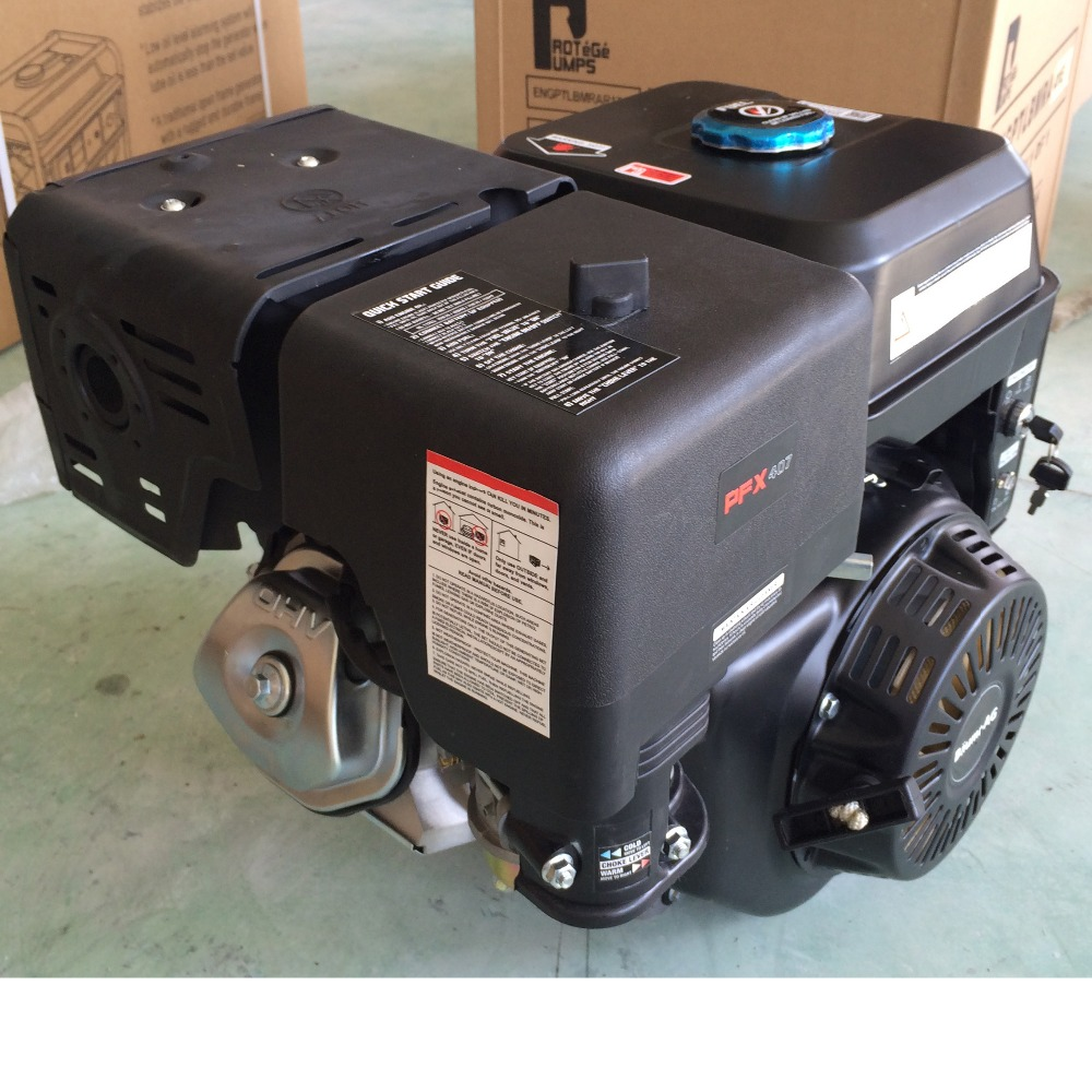 Bison China Taizhou 15hp Motor Bs420 Gasoline Engine For