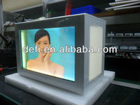 2013 new Transparent Lcd Video Display for product advertising As a innovative technology