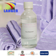textile Chemical fire retardant liquid for fabric LA-3B