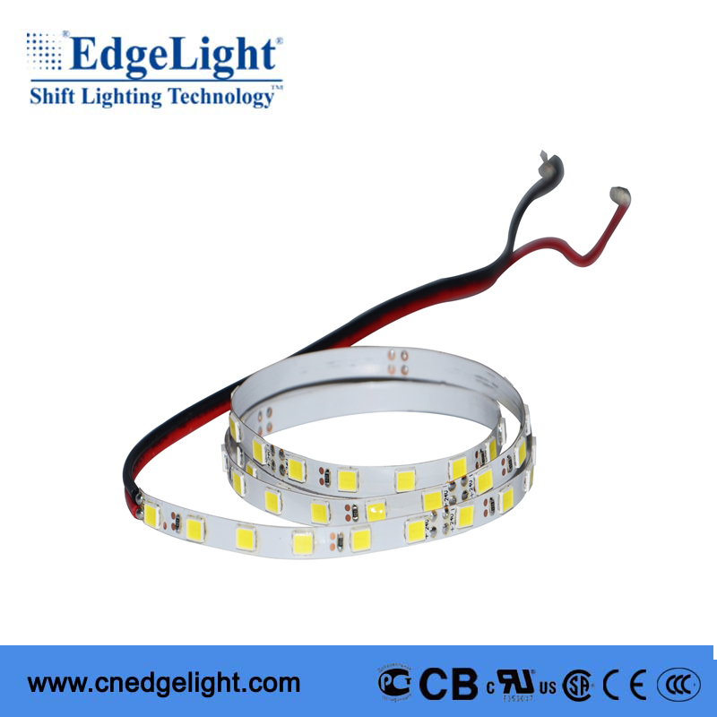 Edgelight 2835 SMD LED strip with high brightness and reasonable price