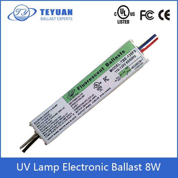 UV Lamp Electric Ballast 8W