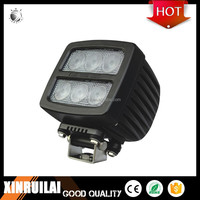 60w led 12v work lights ip68 RGD1031 high quality led work lamp for car,offroad ,bus boat train