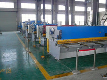 Austria hot sales metal plate hydraulic guillotine shearing machine,cutting machine,hydraulic shears for metal box boxes