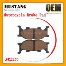 Motorcycle Brake Pad for Yamaha SRZ150 Brake Control System for Thailand Market