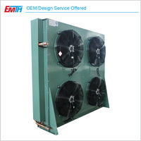 2 ton condenser with 3 ton coil for refrigeration system
