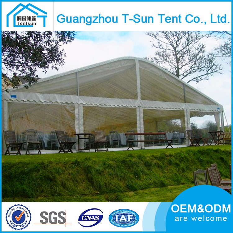 2017 Aluminum Frame Car Canopy Tent Uniqueused PVC Decoration Wedding Church Tents For Sale In South Africa