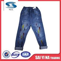 Wholesale various wicking thin and light denim fabric for supplier