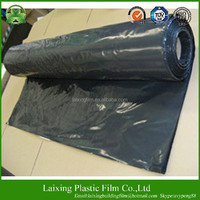 20 ft. x 100 ft. Black 6 mil Polyethylene Sheeting/film