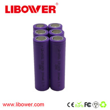 Libower UN38.3 qualified 18650 battery order welcome 18650 3200mah Li ion e 18650 3.7v car battery factory