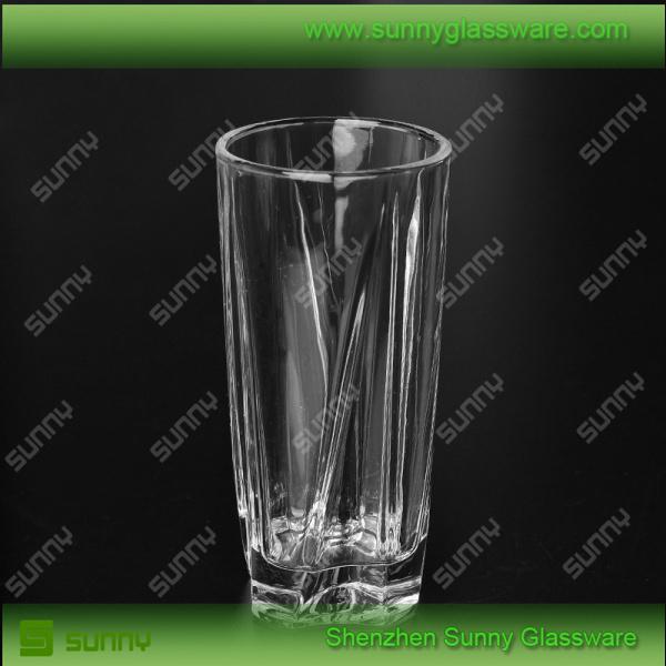 Drinking wholesale  glass tumbler