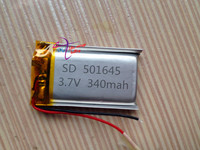 Polymer 501645 051645 recording pen lights Bluetooth self dry lithium battery manufacturers selling