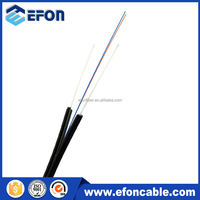 1-2-4Core G657A FTTH Indoor Fiber Optical Cable/fibra Optica 2 Hilos Monomodo