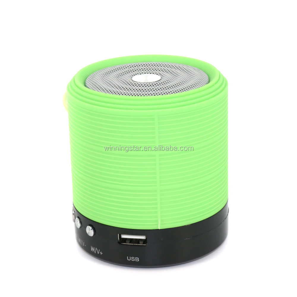 Small Order Bluetooth Speaker with Mic Portable Wireless mini size