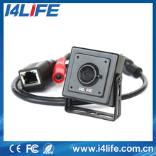 I4life New Private cctv Star Light 0.0001lux Day Only full HD 1080P IP camera Mini Pinhole hidden bullet Camera