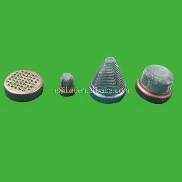 high quality stainless steel mesh sundry round washer filter