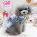 hot selling pet clothing dog clothes dog dress for China factory wholesale