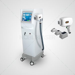 Hot selling 808 diode laser hair removal / tria hair removal laser alexandrite / laser hair removal machine price