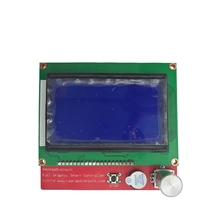 LCD12864 full Graphic smart controller Reprap display 3D printer Ramps1.4 LCD