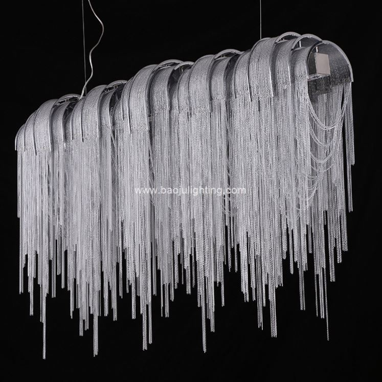 Chain Pendants Large Ceiling Hanging Lamps
