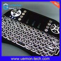 High quality Rii I8 Air Mouse Multi-Touchpad Wireless Keyboard.