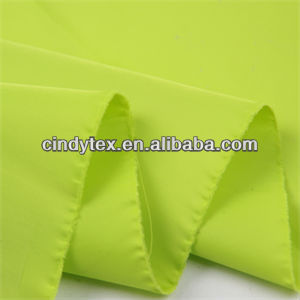75d drapery soft body touch waterproof coated 100% polyester memory taffeta fabric