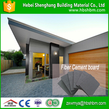 Fire Rated Exterior Sidding Wall Panel 6mm 8mm 9mm 10mm 12mm Fiber Cement Board